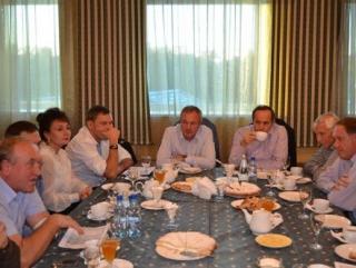 Накануне парламентских выборов прошло заседание татар Пензы