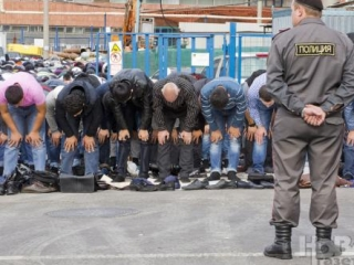 МВД: Большие скопления людей не способствуют поддержанию порядка