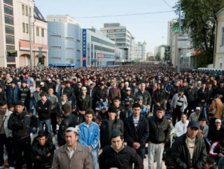 Делегация США и Совет муфтиев обсудили проблему нехватки мечетей