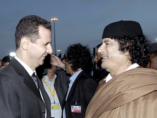 В смерти Каддафи обвинили Асада и французскую разведку
