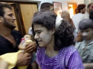 Сирийский снаряд долетел до Турции, погибла мать и 4 ребенка