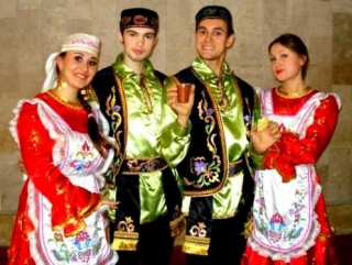 Студенты МГИМО знакомят с культурой татар