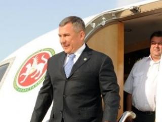 Президент РТ: Татарстан может стать плацдармом для бизнеса Турции