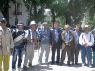 Пешие таджикские паломники оказались в тюрьме