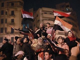Мурси помиловал участников революции 25 января