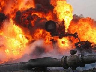 Курдские боевики лишили Турцию иранского газа