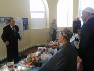 Муфтий Аббас Бибарсов  оставил светлую память в сердцах людей