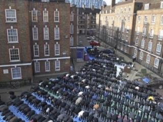 Исламский центр вместит больше людей, чем собор св.Павла