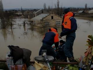 Дербент накрыл потоп, 7 человек погибли