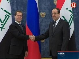 Ирак закупит российского оружия на $4,2 млрд