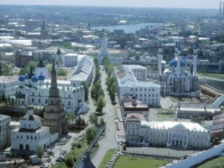 Казань станет самым зеленым городом России
