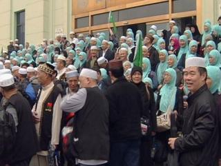 В хадж отправились почти 14 тысяч китайских мусульман