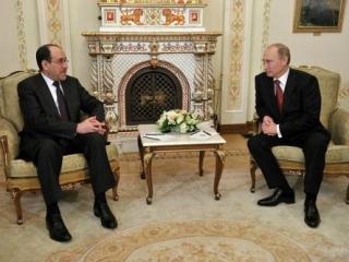 Путин: Позиции России и Ирака очень близки