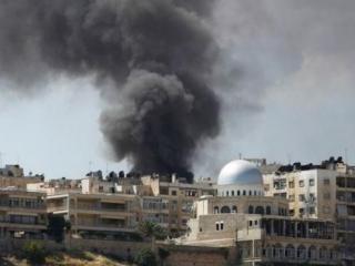Сирийская армия применяет кассетные бомбы — HRW
