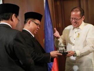 Историческое соглашение между властями Филиппин и мусульманами