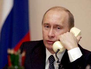 Путин пообщался с президентом Туркменистана