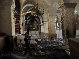 Великая мечеть Алеппо стала последней жертвой войны