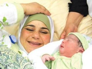 В секторе Газа бум рождаемости