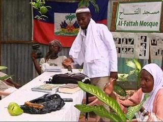 Землетрясение дало толчок распространению ислама на Гаити