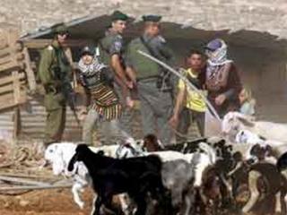 Израиль лишает палестинцев курбана