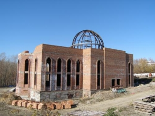 В Пензе замахнулись на аналогию с мечетью шейха Заеда