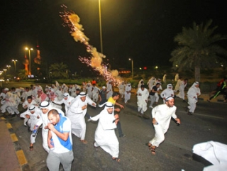 В Кувейте ранения получили более 100 демонстрантов
