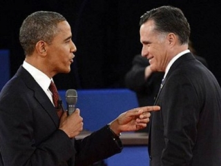 Обама раскритиковал позицию Ромни по России и выиграл дебаты