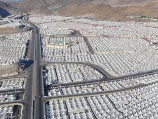 4 миллиона паломников собралось в долине Мина
