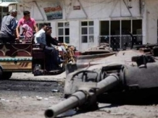 Власти Сирии согласились на перемирие в дни Курбан-байрама