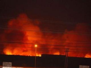 Судан обвинил Израиль в бомбардировке завода