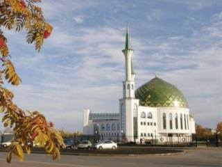 Соборной мечетью города Кемерово «Мунира»