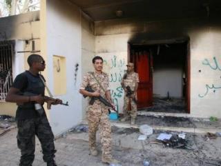 Египет отчитался о ликвидации предполагаемого убийцы посла США