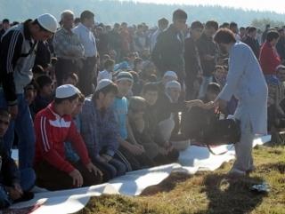 Мусульмане Твери помолятся и принесут жертвы на берегу Волги