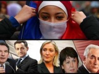 Французы снова признались в своей исламофобии