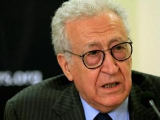 Спецпосланник ООН/ЛАГ обсудит в Москве сирийское урегулирование