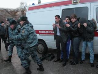 Хулиганам с Манежной площади смягчили приговоры