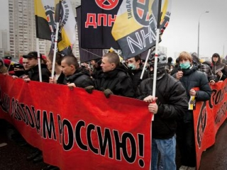 В день народного единства по Москве пройдет «Русский марш»