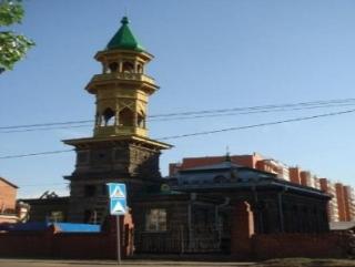 Юбилей Иркутской исторической мечети отложен на неделю