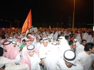 В Кувейте ОМОН разогнал 10-тысячную демонстрацию