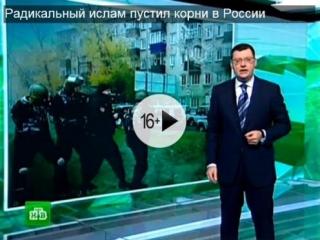 НТВ изменило вектор радикализации ислама в Татарстане