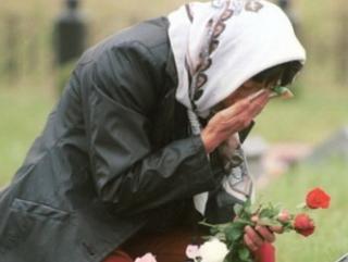 В Чечне боевиков лишили могил