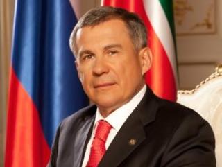 Минниханов поздравил жителей Татарстана с 20-летием конституции