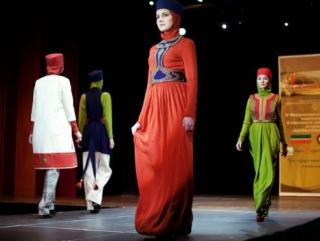 В Казани возрождают булгарскую моду