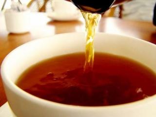 Чёрный чай снижает кровяное давление
