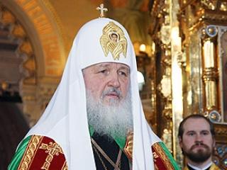 Патриарх Кирилл едет в Палестину