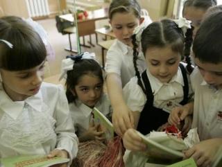 В Доме дружбы в Казани дети занимаются изучением и сохранением своего родного языка