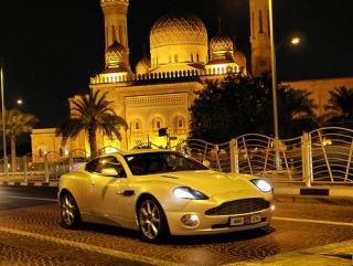 Кувейтянам надоел британский Aston Martin