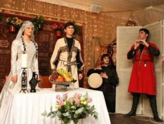 Кавказская свадьба станет достоянием москвичей