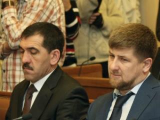 Убитые боевики стали яблоком раздора между Евкуровым и Кадыровым