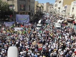Иорданцы взбунтовались против удорожания топлива